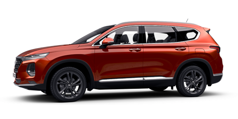 Hyundai All-new Santa Fe
